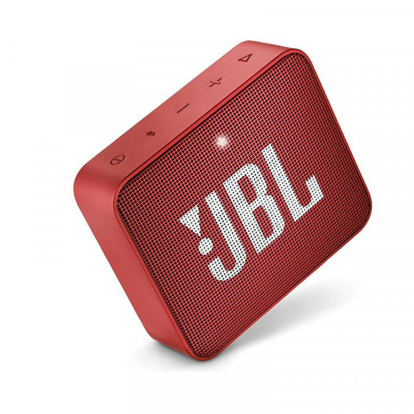 PARLANTE JBL GO 2 RED