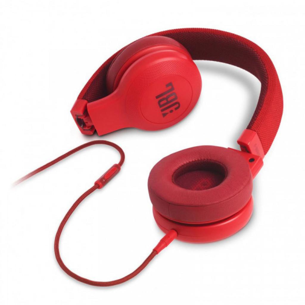 AURICULAR JBL E35 RED