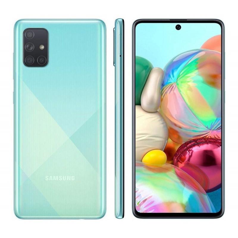 SAMSUNG A71 128GD BLUE