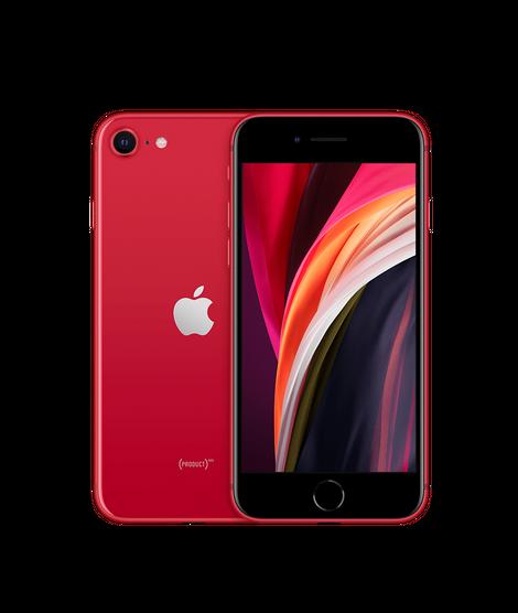 IPHONE SE 128 GB RED 2020
