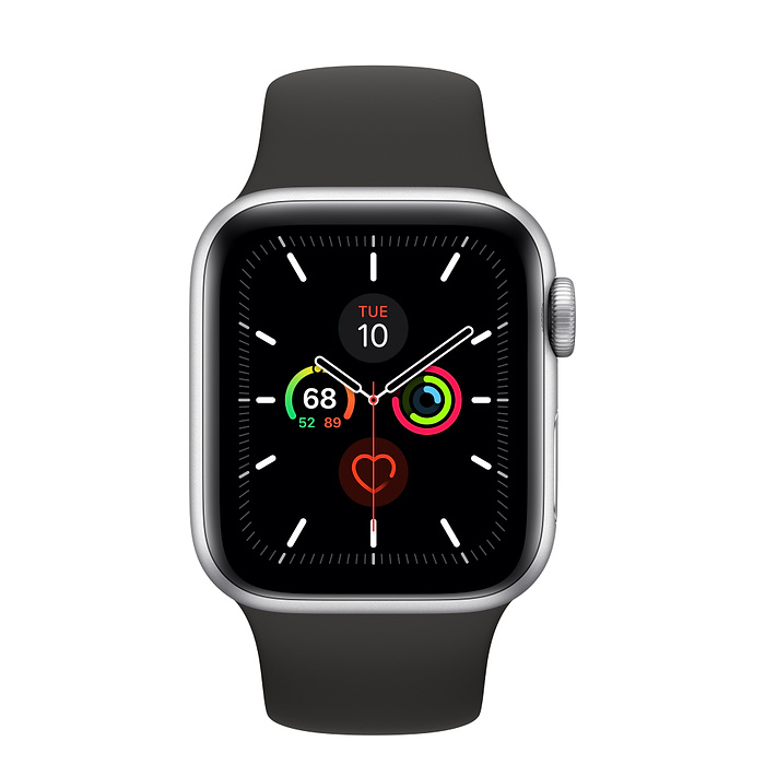 APPLE WATCH SERIES 5 44MM SILVER