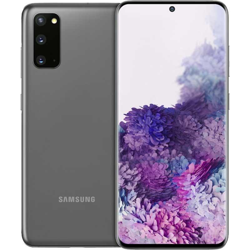 SAMSUNG S20  128 GB GRAY