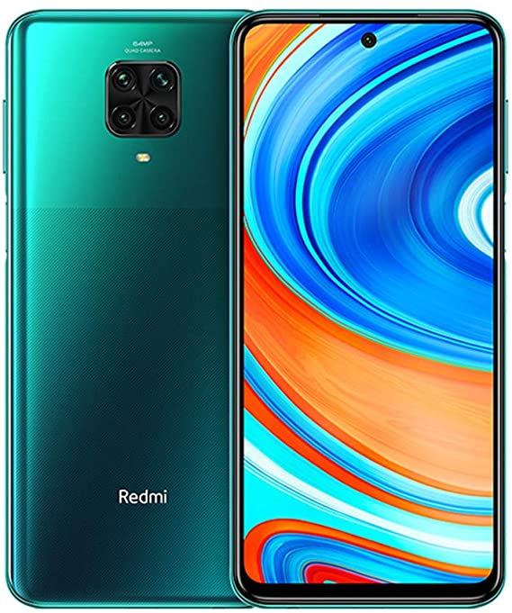 XIAOMI REDMI NOTE 9 64 GB GREEN