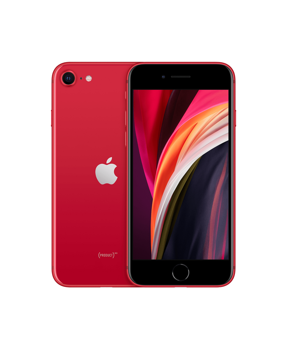 IPHONE SE 64 GB RED 2020