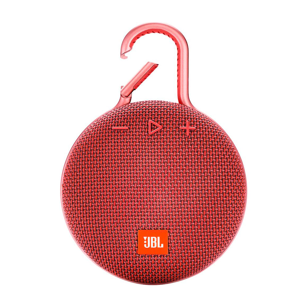 PARLANTE JBL CLIP 3 RED