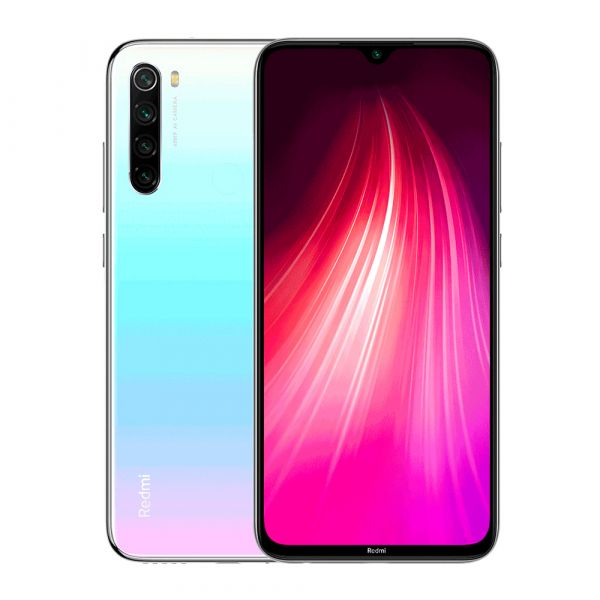 XIAOMI REDMI NOTE 8 128 GB BLANCO