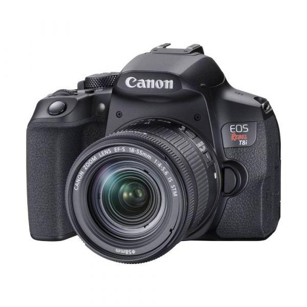 CAMARA CANON EOS T8I EF 18-55 ISSTM KIT