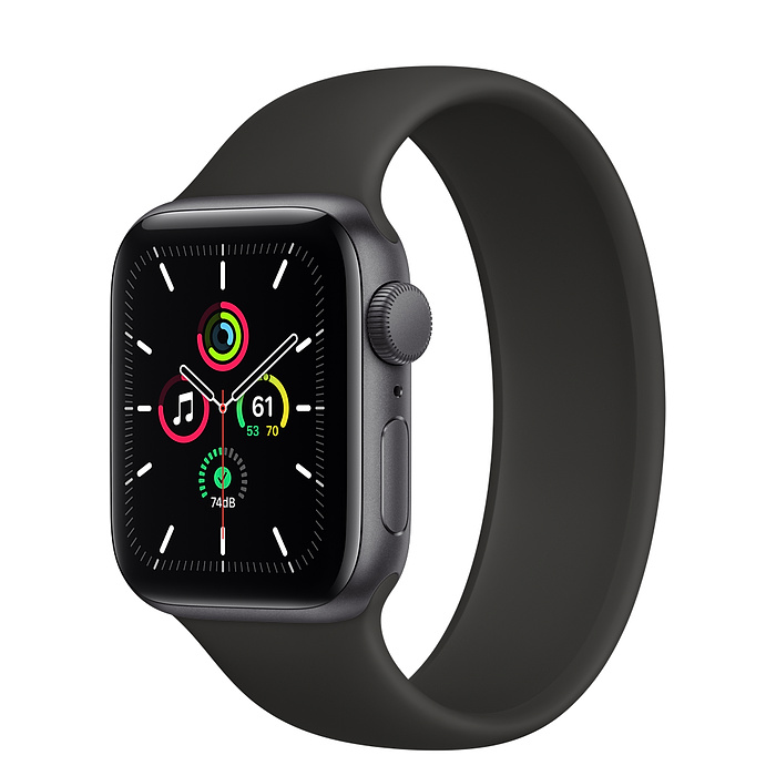 APPLE WATCH SE 44MM MYDT2LL/A SPACE GRAY