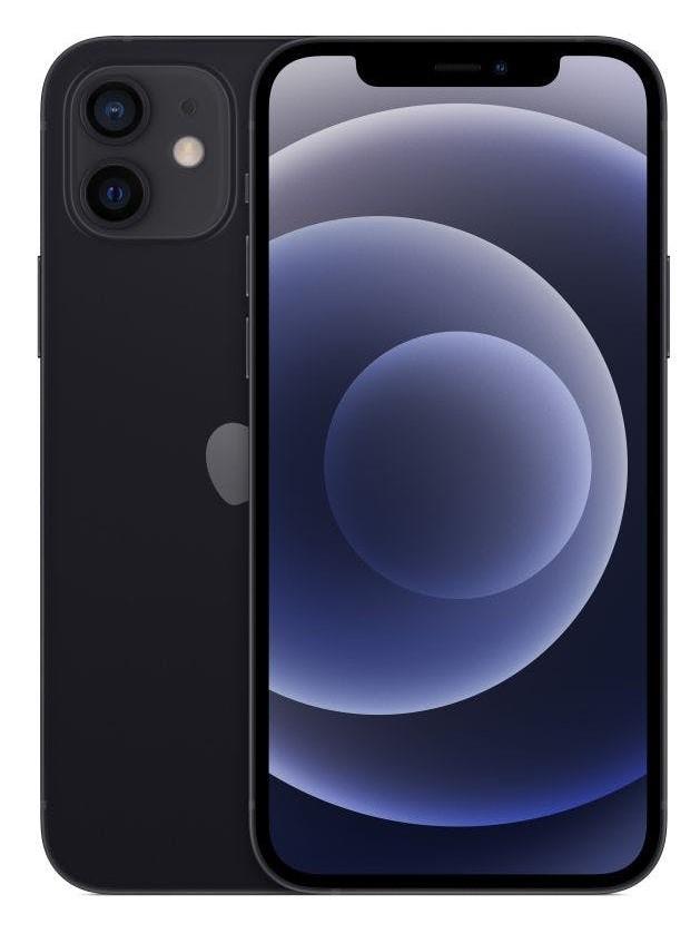 IPHONE 12 256GB MGHH3LL/A BLACK