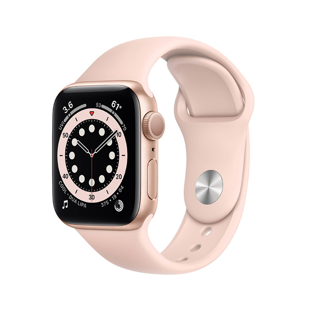 APPLE WATCH SERIES 6 40MM GOLD MG123LL/A