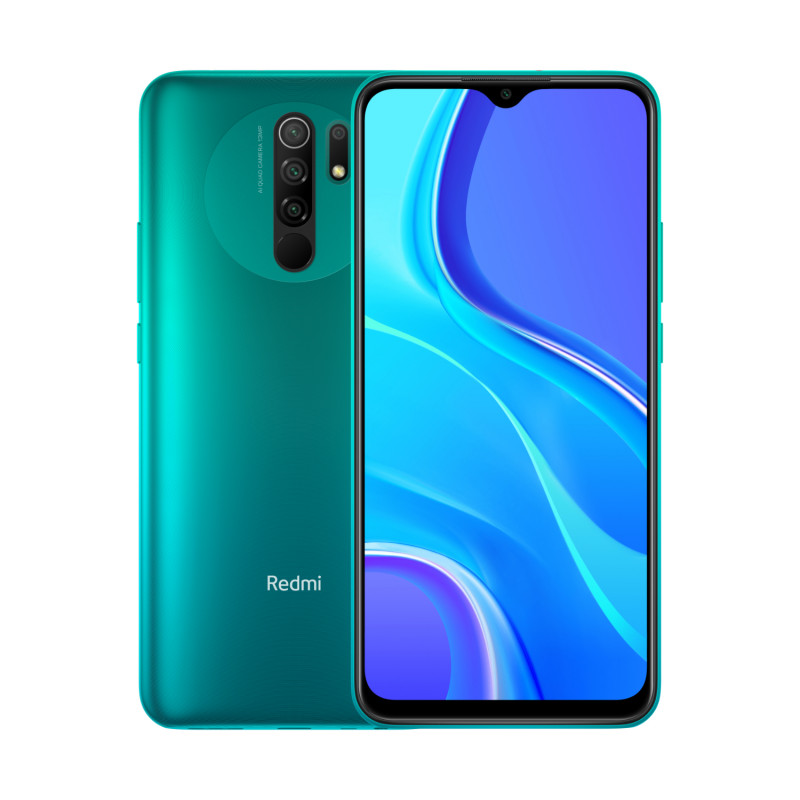 XIAOMI REDMI 9 64 GB GREEN