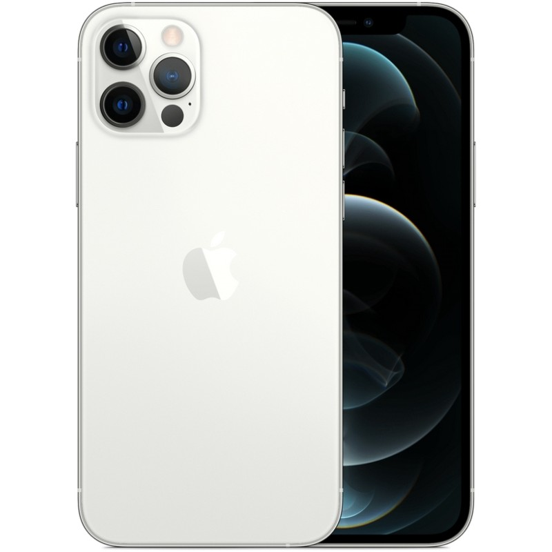 IPHONE 12 PRO 256 MGLU3LL/A SILVER