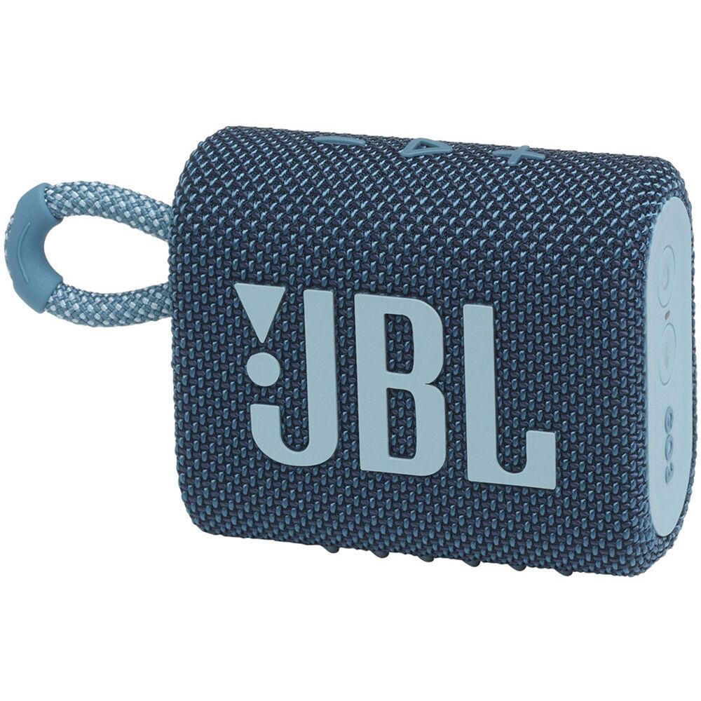 PARLANTE JBL GO 3 AZUL