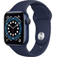 APPLE WATCH SERIES 6 44MM MOOJ3LL/A BLUE