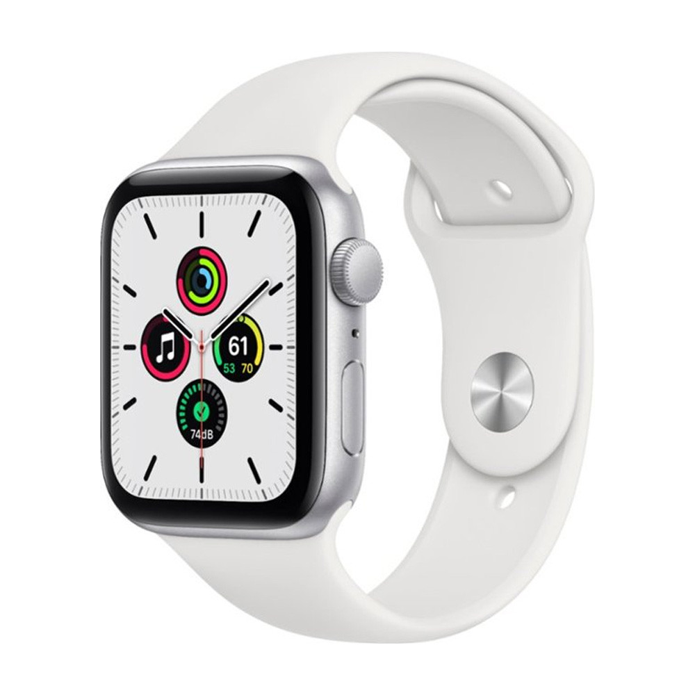 APPLE WATCH SE 44MM MYDQ2LL/A SILVER