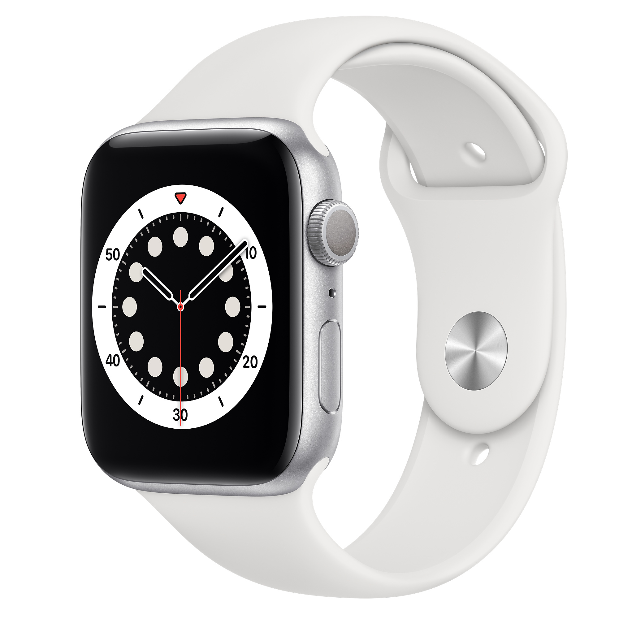 APPLE WATCH SERIES 6 44 MM SILVER