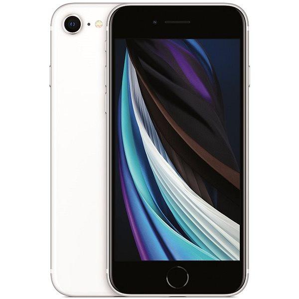 IPHONE SE 128 GB WHITE 2020  NEW BOX