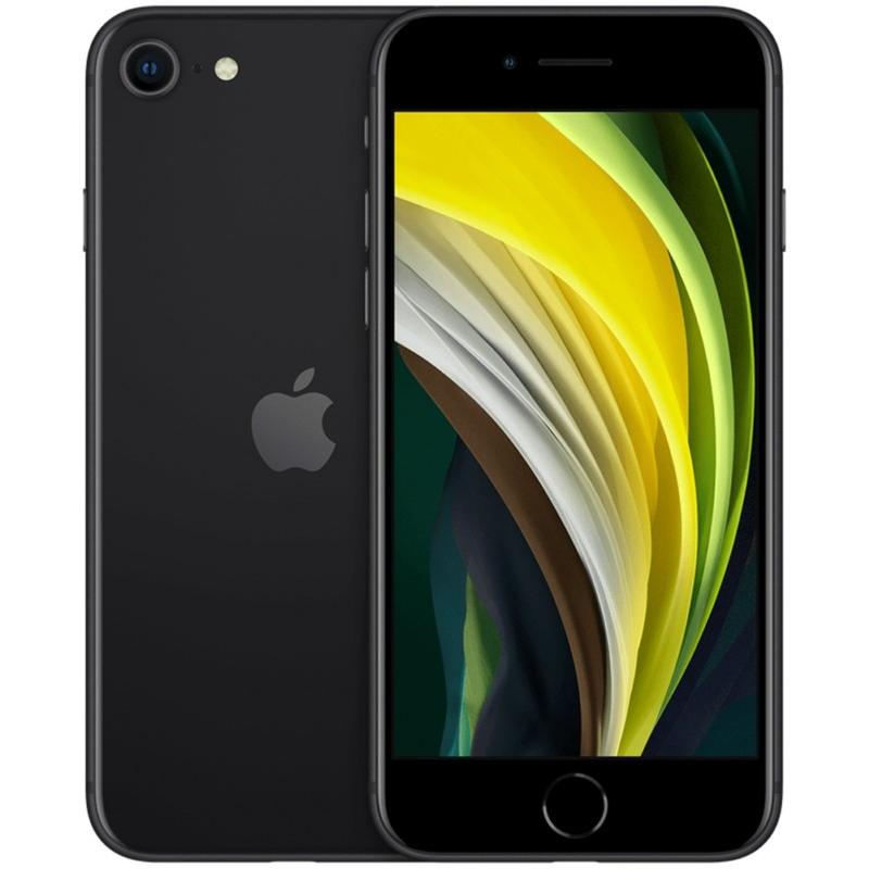 IPHONE SE 64 GB 2020 BLACK NEW BOX