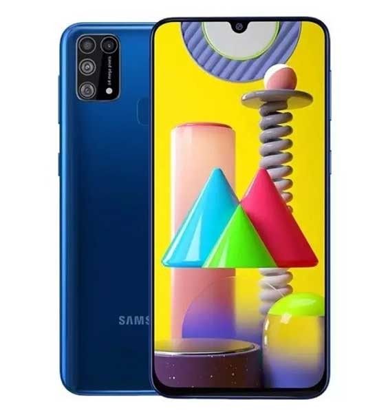 SAMSUNG M31 64GB BLUE