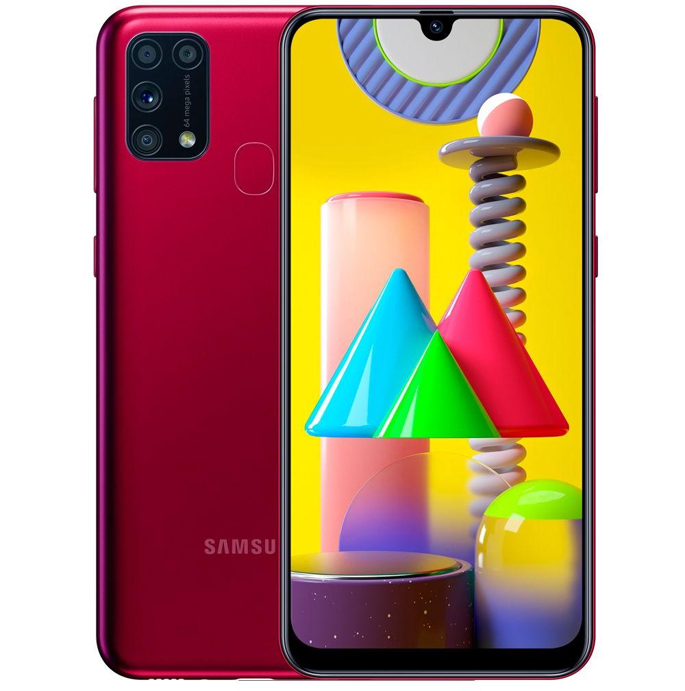 SAMSUNG M31 64GB RED