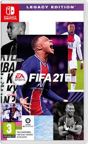 JUEGO SWITCH - FIFA 2021 LEGACY