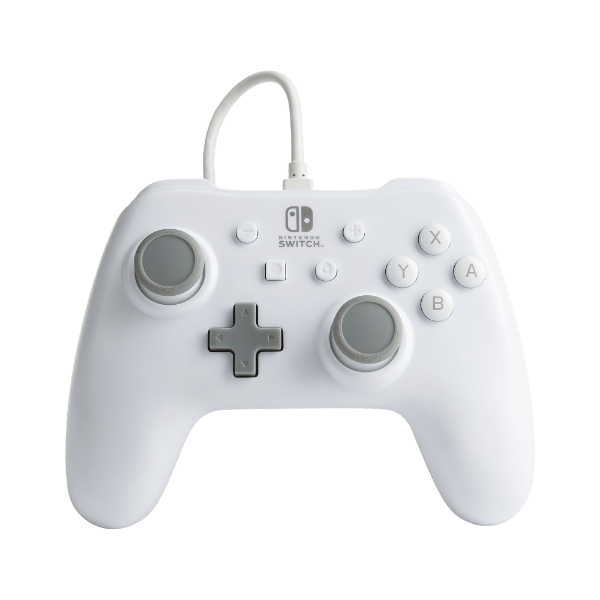 CONTROL SWITCH WIRED WHITE
