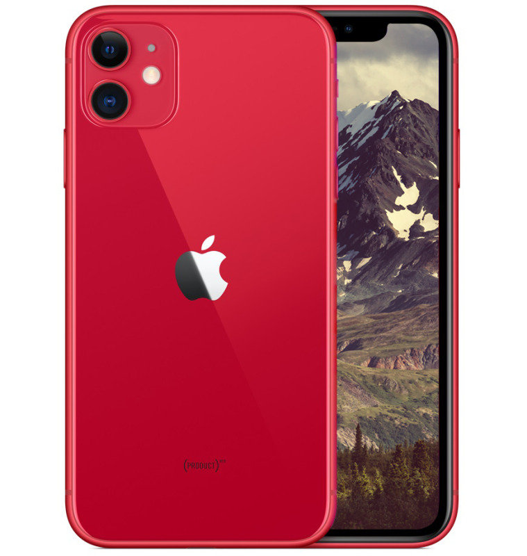 IPHONE 11 128 GB RED NEW BOX