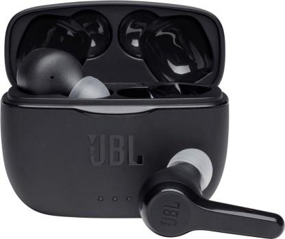 AURICULAR JBL T215 TW BLACK