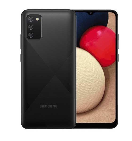SAMSUNG A02S 32GB BLACK
