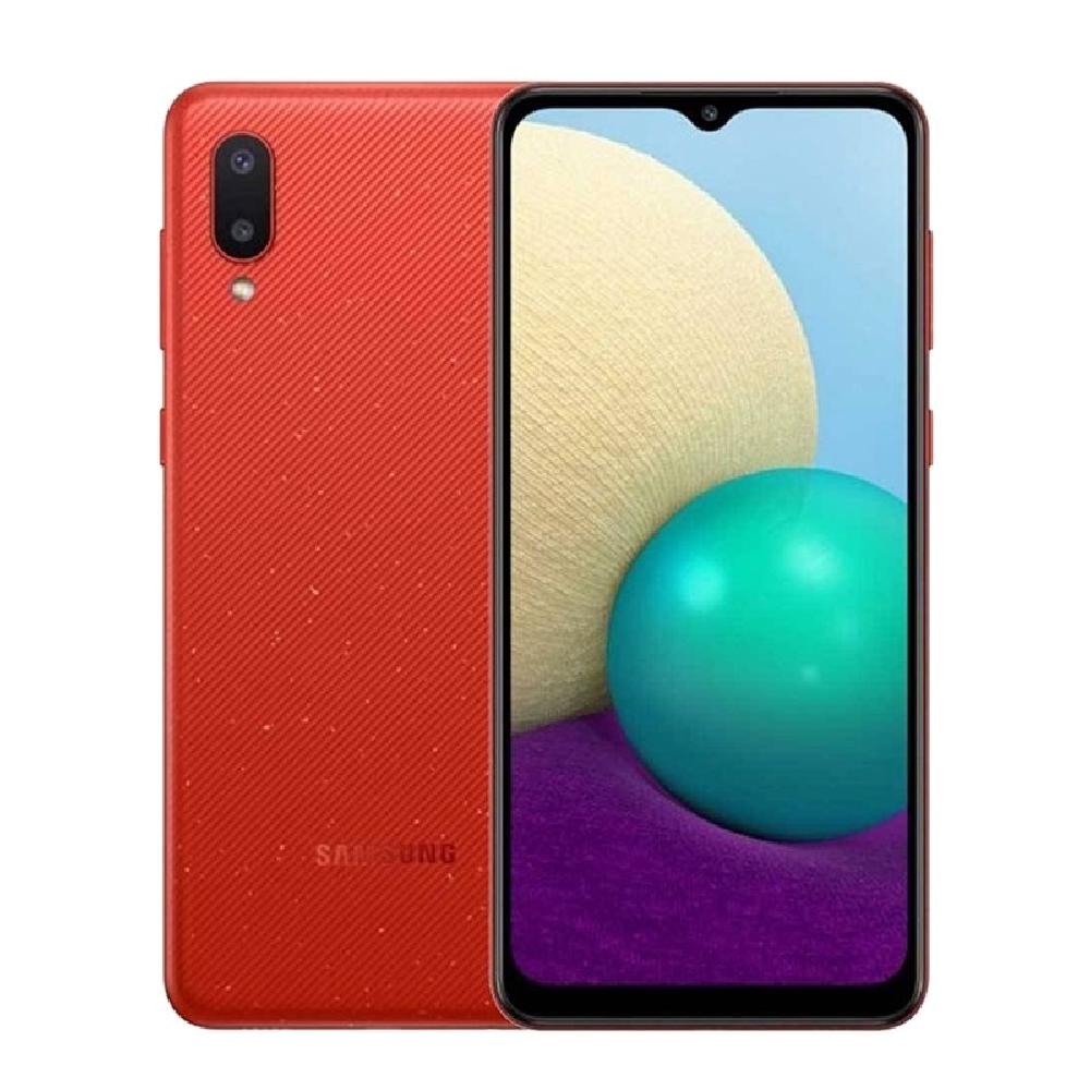 SAMSUNG M02 32 GB RED