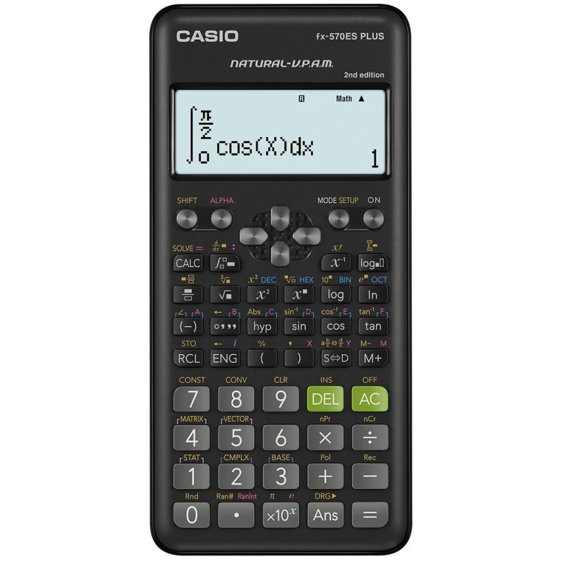 CALCULADORA CASIO FX-95ES PLUS 2?EDITION