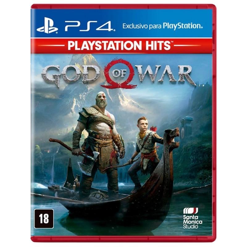JUEGO - PS4 GOD OF WAR
