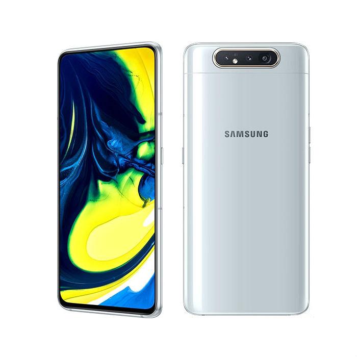SAMSUNG A80 128 GB WHITE