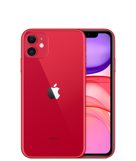 IPHONE 11 128 GB RED