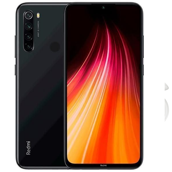 XIAOMI REDMI NOTE 8 64GB NEGRO