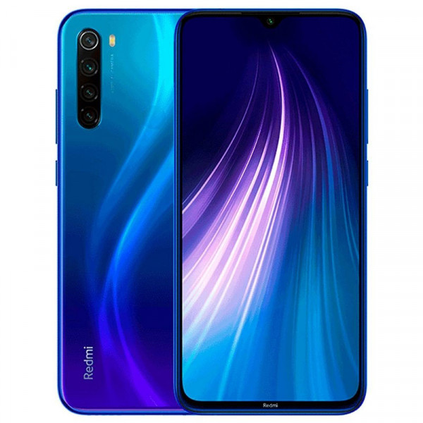 XIAOMI REDMI NOTE 8 64 GB BLUE