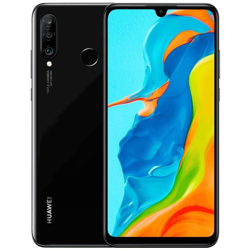 HUAWEI P30 LITE 256 GB NEW EDI BLACK
