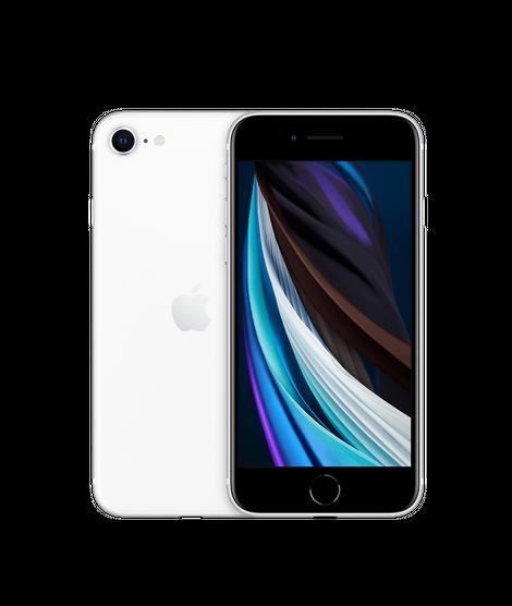 IPHONE SE 64 GB WHITE 2020