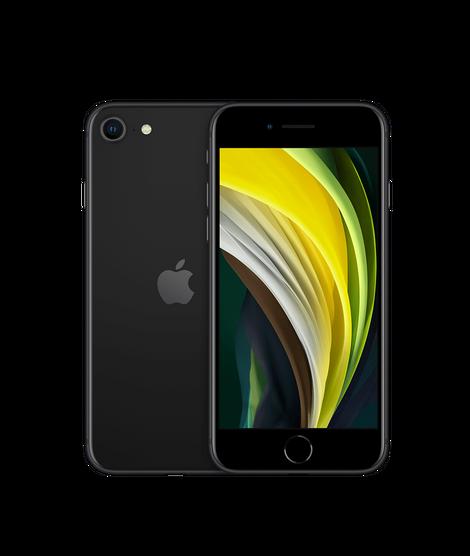 IPHONE SE 64 GB BLACK 2020