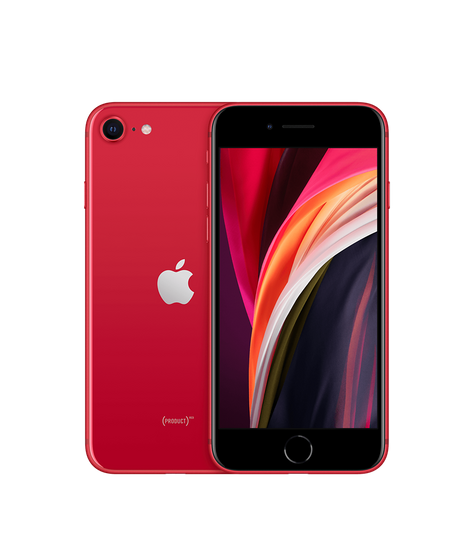 IPHONE SE 128 GB RED 2020