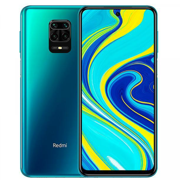XIAOMI REDMI NOTE 9S 128 GB AZUL