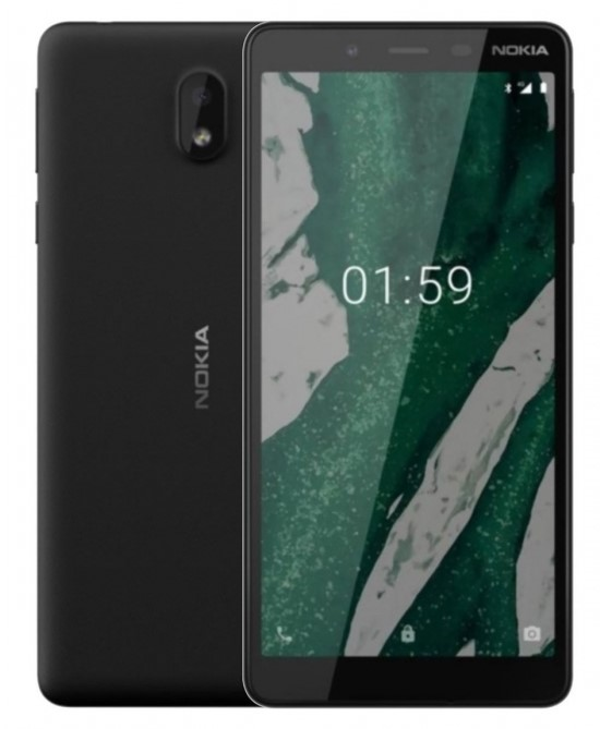 NOKIA 1 PLUS 16GB NEGRO