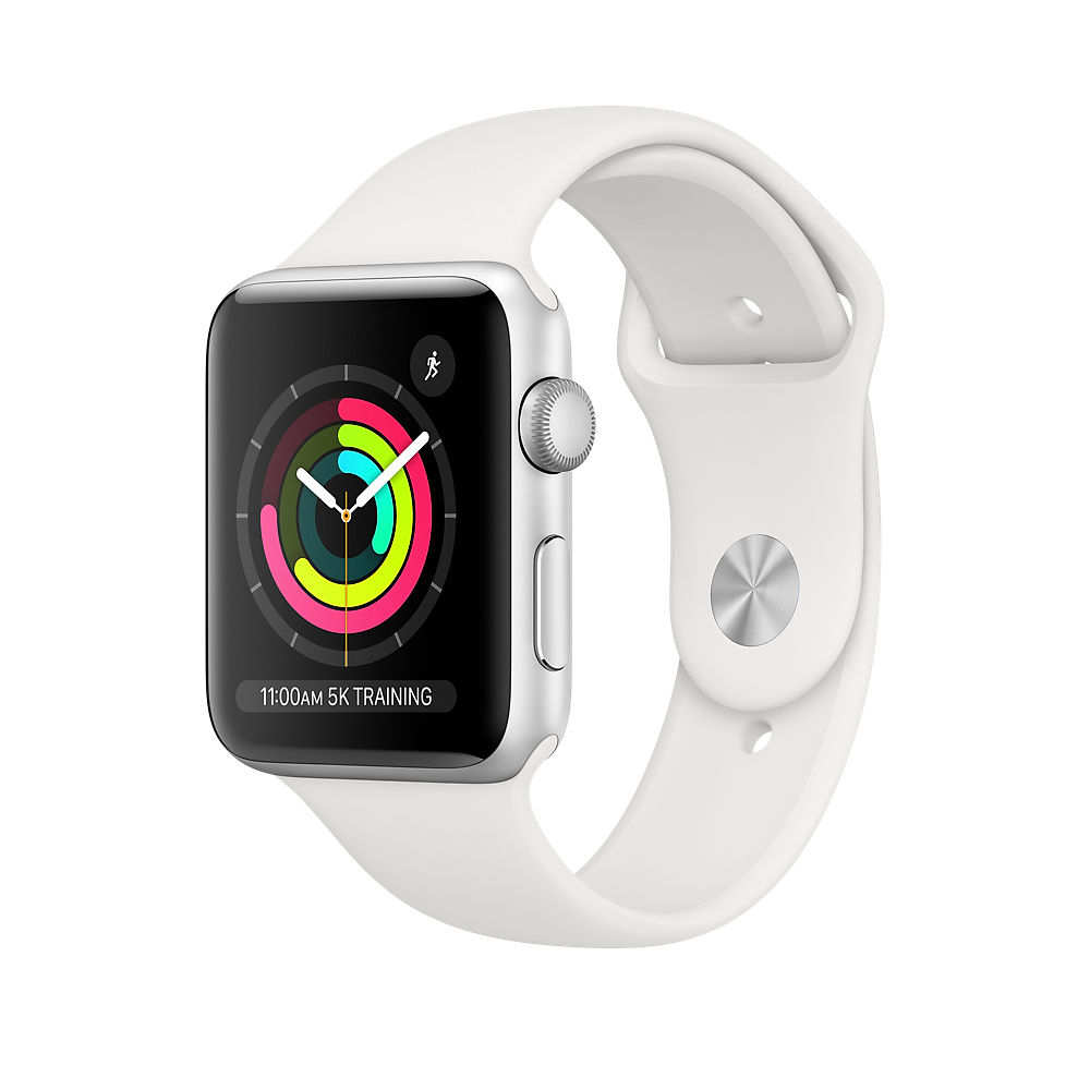 APPLE WATCH SERIES 3 42 SILVER
