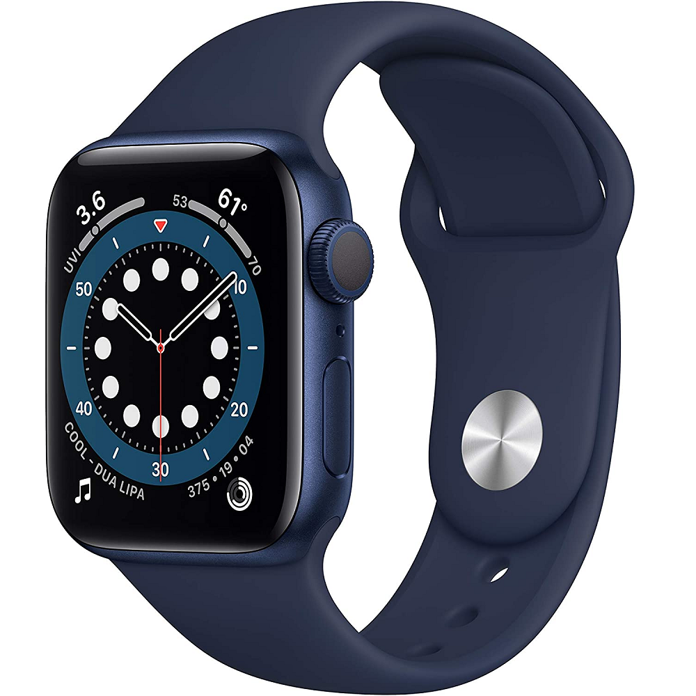 APPLE WATCH SERIES 6 40MM BLUE MG143LL/A