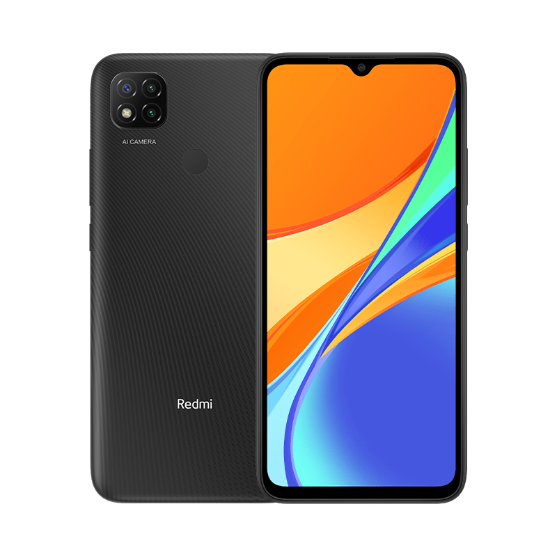 XIAOMI REDMI 9C 64GB GREY