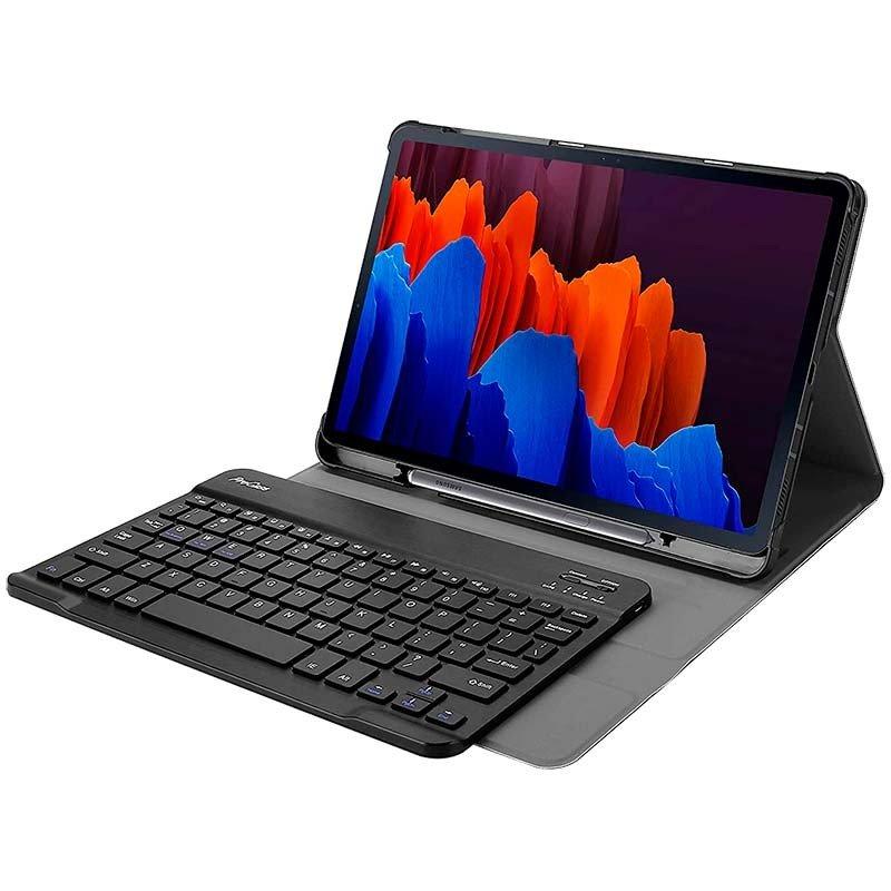 SAMSUNG TAB S7+ T970 128GB BLUE+ KEYBORD