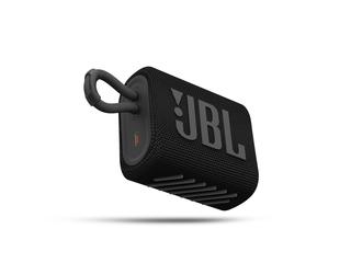 PARLANTE JBL GO 3 BK