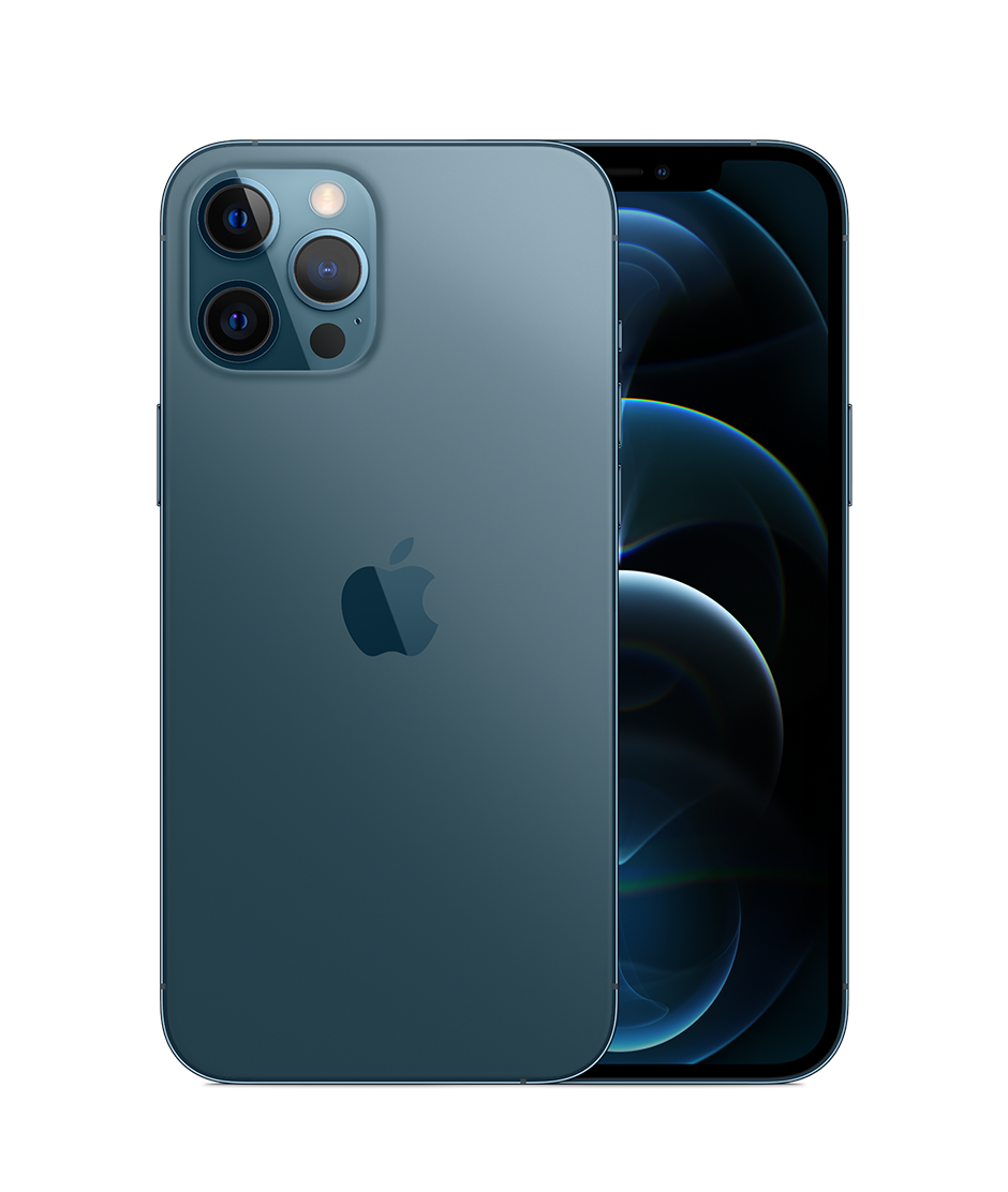 IPHONE 12 PRO MAX 512  PACIFIC BLUE