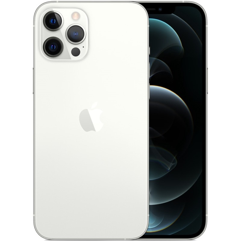 IPHONE 12 PRO MAX 128 GB SILVER