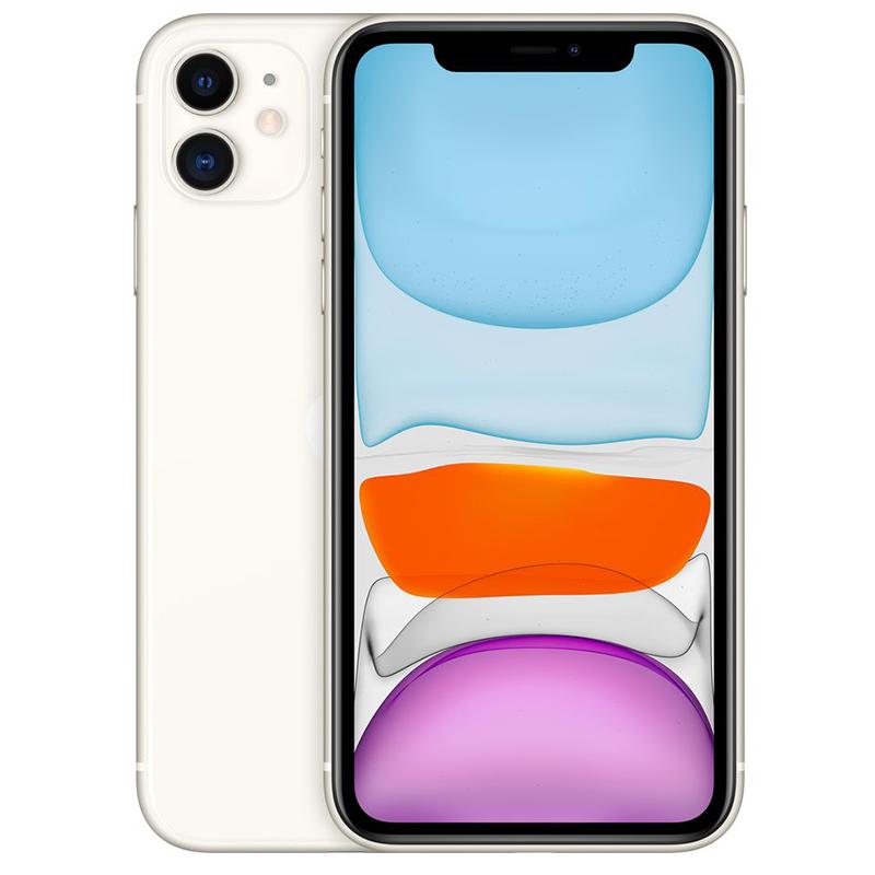 IPHONE 11 128 GB WHITE NEW BOX